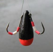 Балда для рыбалки своими руками